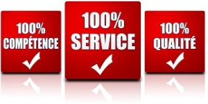 service  qualité  compétence